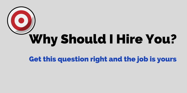 Why should we hire you?